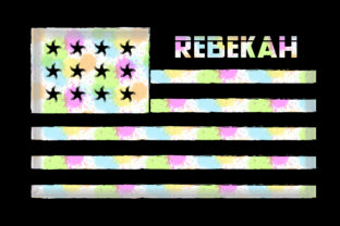 Rebekah Graphic Crafts By HASSHOO