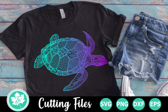 Download Turtle - a Zentangle