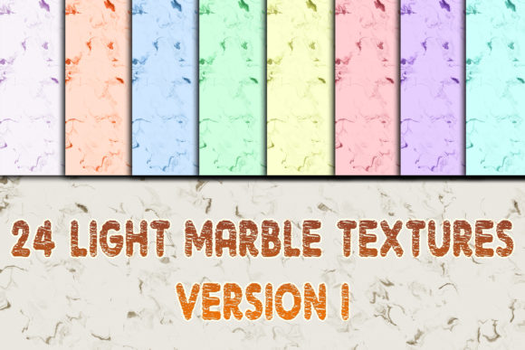 Download Free 24 Digital Light Marble Textures Graphic By Vessto Creative for Cricut Explore, Silhouette and other cutting machines.