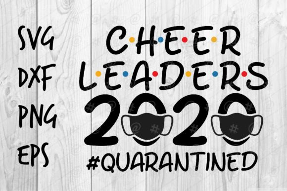 Download Free Cheerleaders 2020 Graphic By Spoonyprint Creative Fabrica for Cricut Explore, Silhouette and other cutting machines.