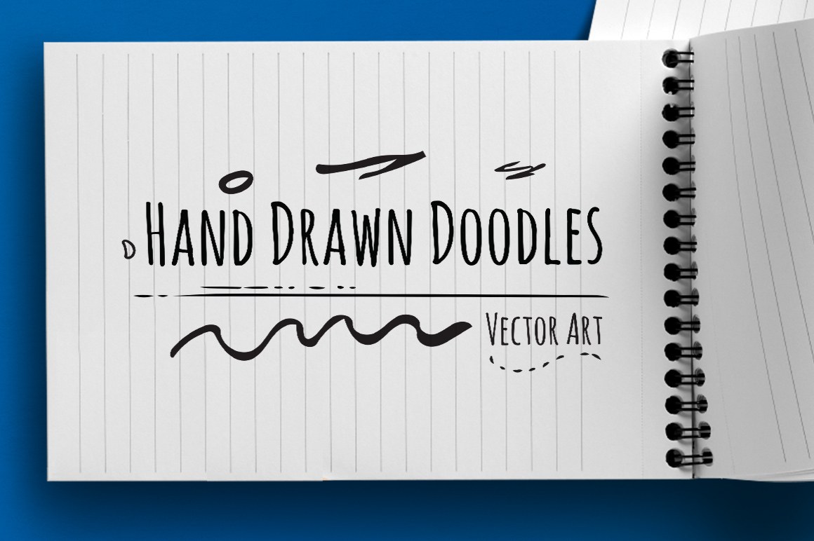Download Free Doodles Vector Art Graphic By Mike Brennan Creative Fabrica for Cricut Explore, Silhouette and other cutting machines.