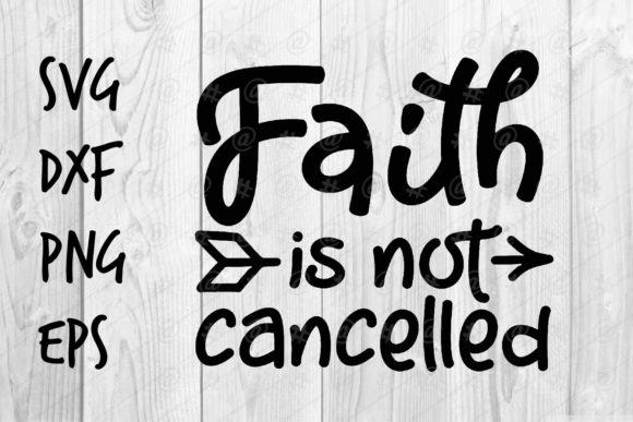 Download Faith is Not Cancelled