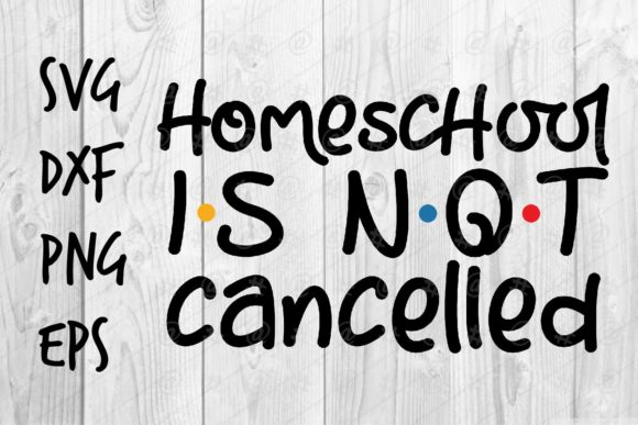 Download Homeschool is Not Cancelled