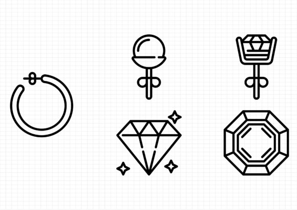 Download Free 35 Make Up Designs Graphics for Cricut Explore, Silhouette and other cutting machines.