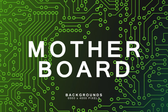 Download Free Motherboard Tech Backgrounds 2 Graphic By Artistmef Creative for Cricut Explore, Silhouette and other cutting machines.