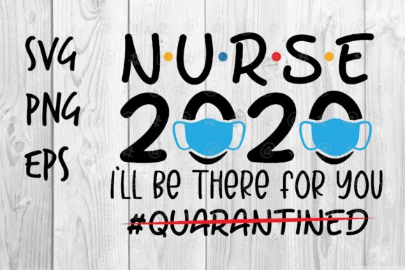 Download Free Nurse 2020 Design Graphic By Spoonyprint Creative Fabrica for Cricut Explore, Silhouette and other cutting machines.