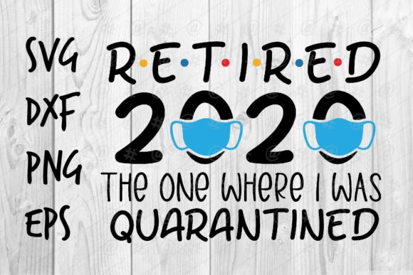 Retired 2020 Quarantined Graphic Crafts By spoonyprint