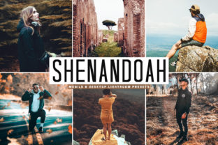 Download Free Shenandoah Pro Lightroom Presets Graphic By Creative Tacos for Cricut Explore, Silhouette and other cutting machines.