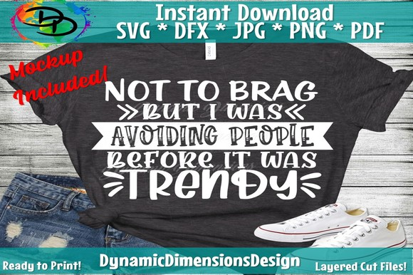 Social Distancing SVG, PNG, EPS & DXF by Free SVG File