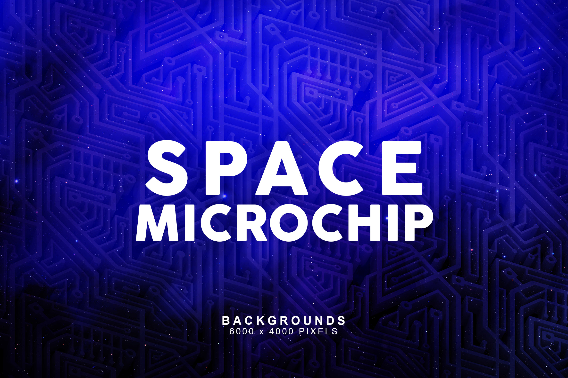 Download Free Space Microchip Backgrounds 2 Graphic By Artistmef Creative for Cricut Explore, Silhouette and other cutting machines.