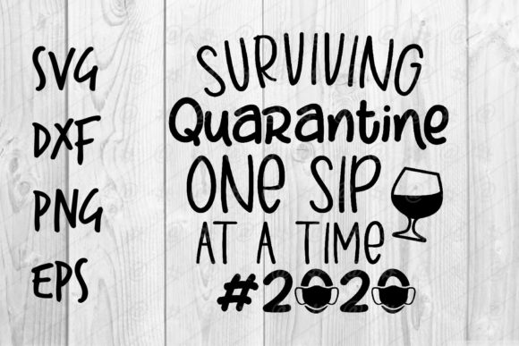 Download Suriving Quarantine One Sip at a Time