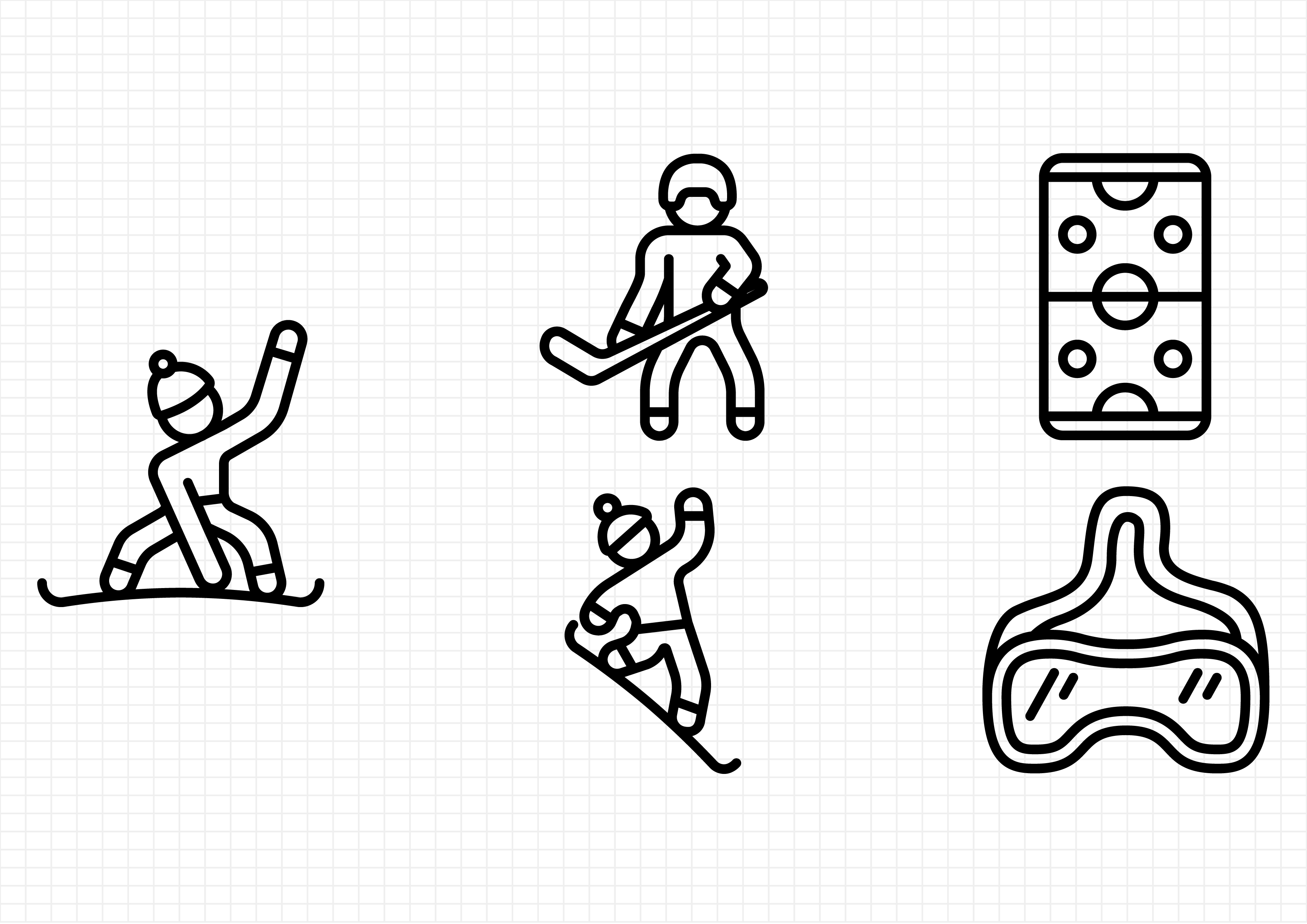 Download Free Winter Sports Graphic By Beryladamayu Creative Fabrica for Cricut Explore, Silhouette and other cutting machines.