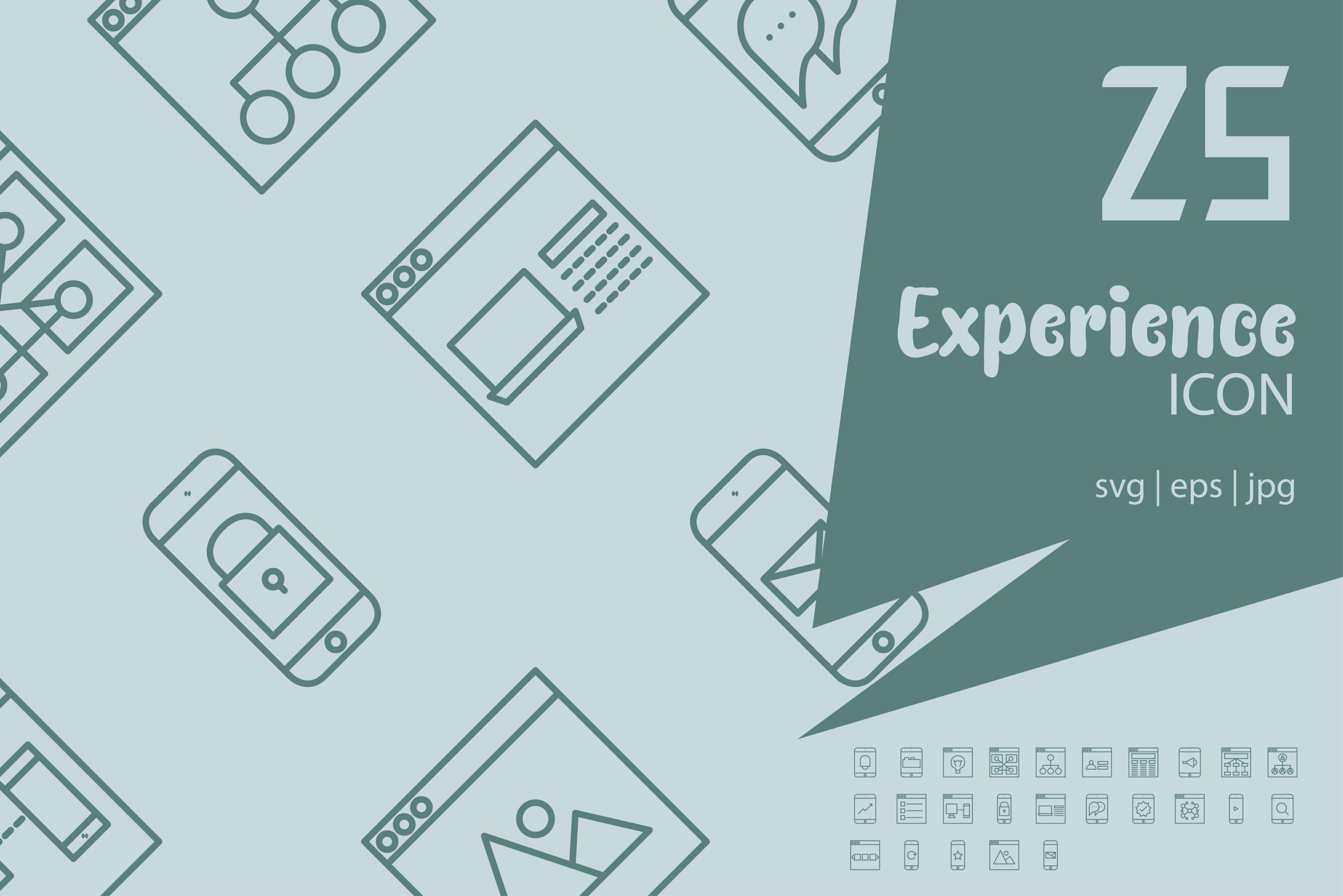 Download Free Experience Graphic By Astuti Julia92 Creative Fabrica for Cricut Explore, Silhouette and other cutting machines.