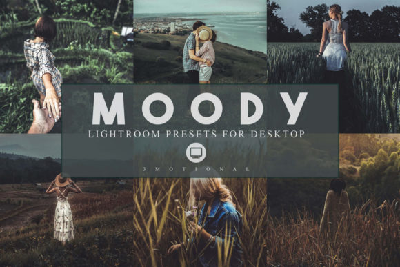 Download Free 14 Moody Lightroom Presets Graphic By 3motional Creative Fabrica for Cricut Explore, Silhouette and other cutting machines.