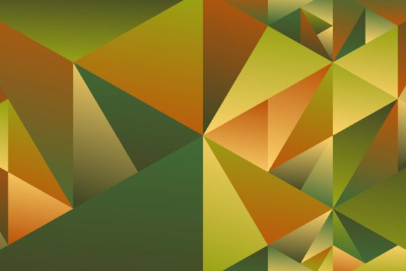 Download Free Abstract Gradient Triangle Background Graphic By Davidzydd for Cricut Explore, Silhouette and other cutting machines.