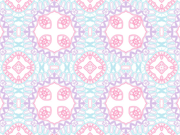 Download Free Abstract Pattern Pastel Color Design Graphic By Vectorceratops for Cricut Explore, Silhouette and other cutting machines.