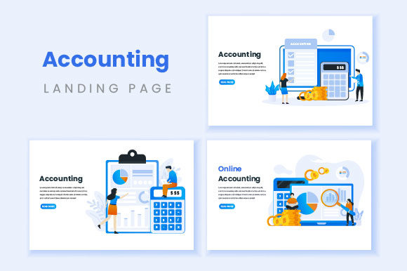 Download Free Under Construction Landing Page Graphic By H12 Creative Fabrica for Cricut Explore, Silhouette and other cutting machines.
