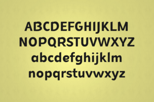 Print on Demand: Bee Leave Display Font By Misti 3