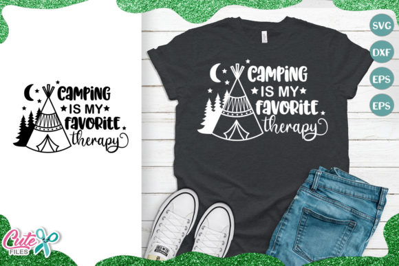 Download Free Camping Bundle 2020 File For Crafters Graphic By Cute Files for Cricut Explore, Silhouette and other cutting machines.