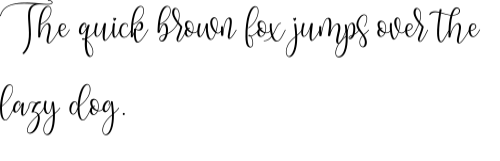 Download Free Hi Janetta Font By Sulthan Studio Creative Fabrica for Cricut Explore, Silhouette and other cutting machines.