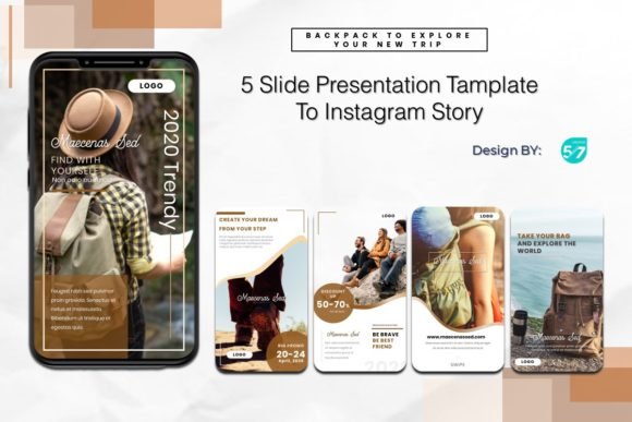 Download Free Presentation Tamplate Coffee Shop Graphic By Maju57creative for Cricut Explore, Silhouette and other cutting machines.
