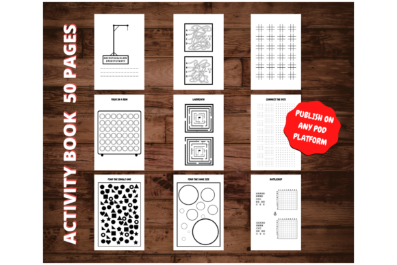 Download Free 1 Spielebuch Designs Graphics for Cricut Explore, Silhouette and other cutting machines.