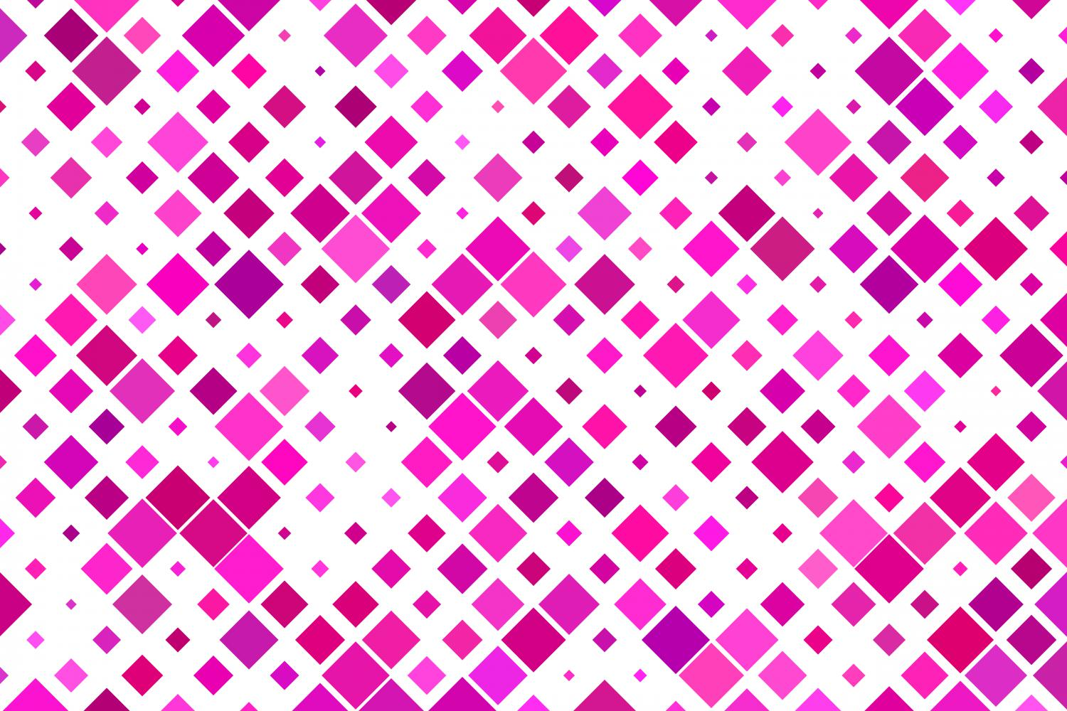 Download Free Magenta Geometric Pattern Graphic By Davidzydd Creative Fabrica for Cricut Explore, Silhouette and other cutting machines.