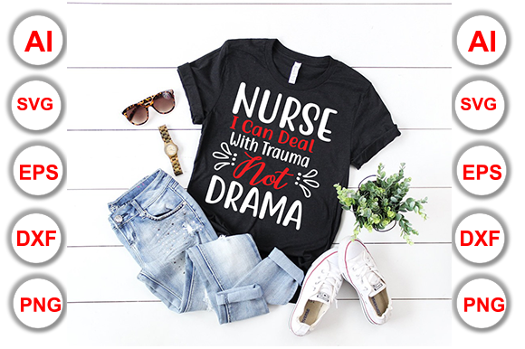 Download Free Nurse Graphic By Graphics Cafe Creative Fabrica for Cricut Explore, Silhouette and other cutting machines.