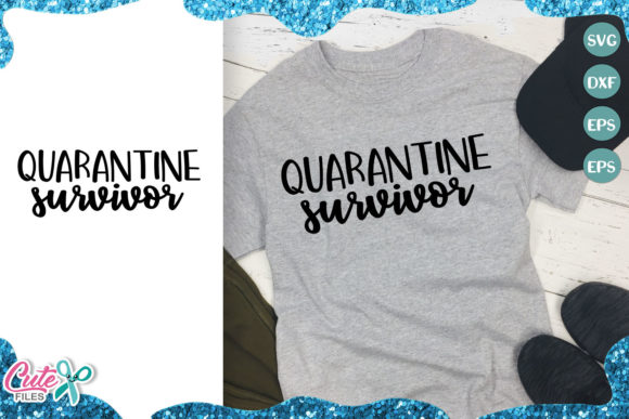 Quarantine Life Bundle  Graphic Popular Design