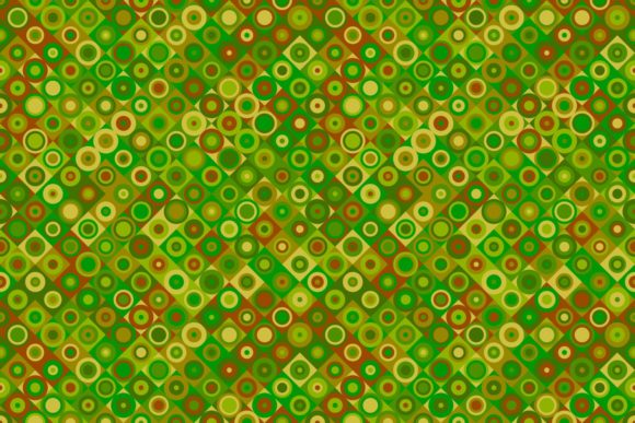 Download Free Repeating Mosaic Tile Pattern Graphic By Davidzydd Creative for Cricut Explore, Silhouette and other cutting machines.