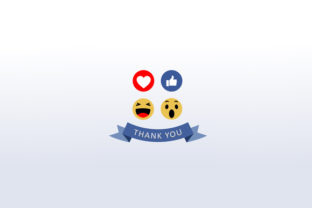 Download Free Social Media Face Reaction Graphic By Shawlin Creative Fabrica for Cricut Explore, Silhouette and other cutting machines.