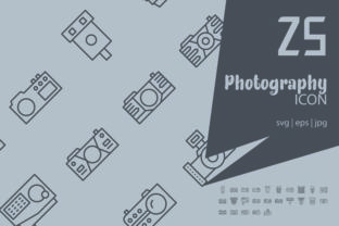 Photography Graphic Icons By astuti.julia93@gmail.com