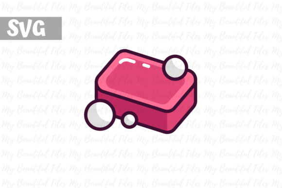Print on Demand: Soap Graphic Icons By MyBeautifulFiles
