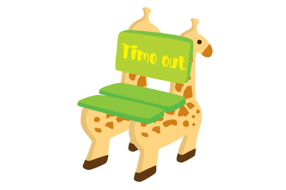 Download Free Time Out Chair Svg Cut File By Creative Fabrica Crafts for Cricut Explore, Silhouette and other cutting machines.