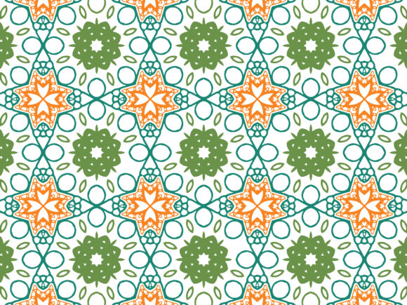 Download Free Abstract Pattern Background Decoration Graphic By Vectorceratops for Cricut Explore, Silhouette and other cutting machines.