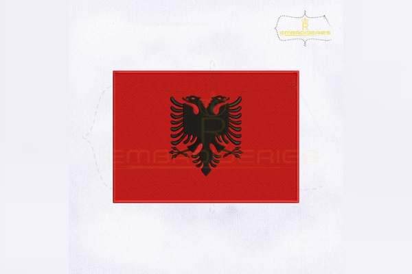 Download Free Albania Flag Creative Fabrica for Cricut Explore, Silhouette and other cutting machines.