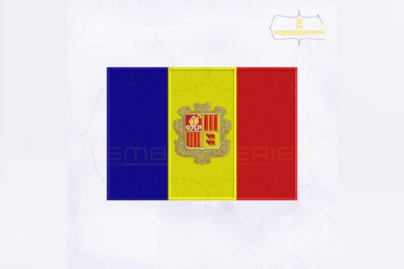 Download Free Andorra Flag Creative Fabrica for Cricut Explore, Silhouette and other cutting machines.