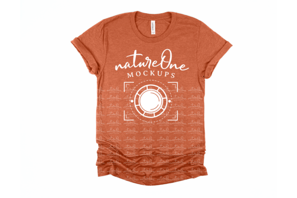 Download Free Two Shirts T Shirt Couple Mockup Graphic By Natureonemockups Creative Fabrica for Cricut Explore, Silhouette and other cutting machines.