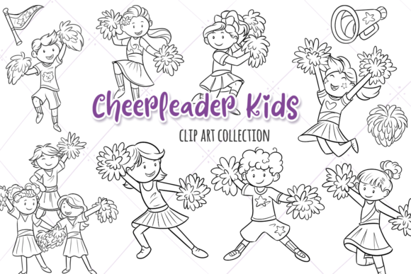 Download Free Cute Kids Cooking Graphic By Keepinitkawaiidesign Creative Fabrica for Cricut Explore, Silhouette and other cutting machines.