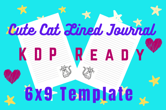 Download Free 1 Funny Cat Journal Designs Graphics for Cricut Explore, Silhouette and other cutting machines.