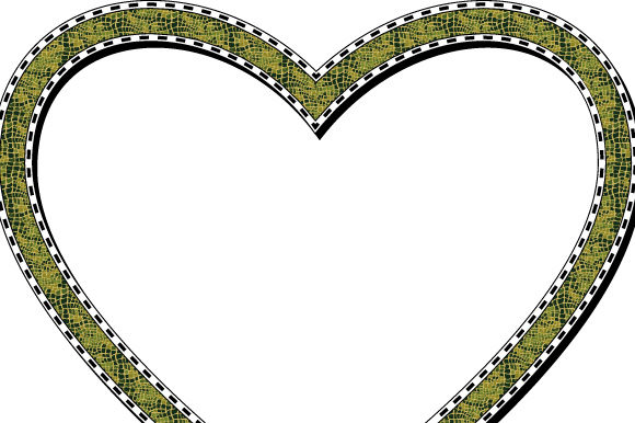 Download Free Heart Animal Skin Alligator Frame Vector Graphic By Graphicsfarm for Cricut Explore, Silhouette and other cutting machines.
