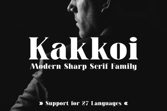 Download Free Kakkoi Font By Sign Studios Creative Fabrica for Cricut Explore, Silhouette and other cutting machines.