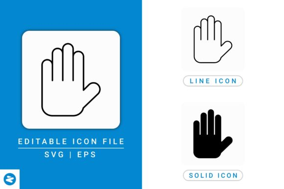 Download Free Prevention Hand Icons Set Graphic By Zenorman03 Creative Fabrica for Cricut Explore, Silhouette and other cutting machines.
