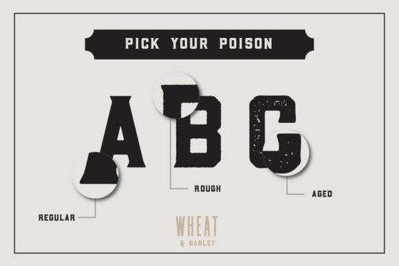 Print on Demand: Whiskey Sans Serif Font By Hustle Supply Co. - Image 2