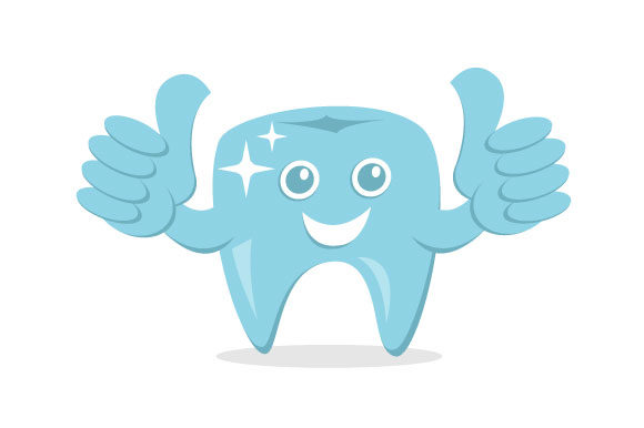 Download Free Dental Protection Cartoon Vector Graphic By Hartgraphic for Cricut Explore, Silhouette and other cutting machines.