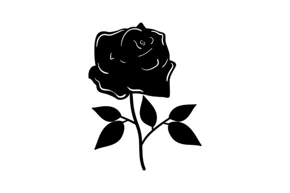 Download Free Rose Svg Cut File By Creative Fabrica Crafts Creative Fabrica for Cricut Explore, Silhouette and other cutting machines.