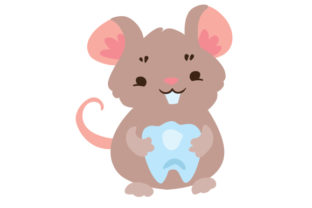 Tooth Mouse South Africa Craft Cut File By Creative Fabrica Crafts