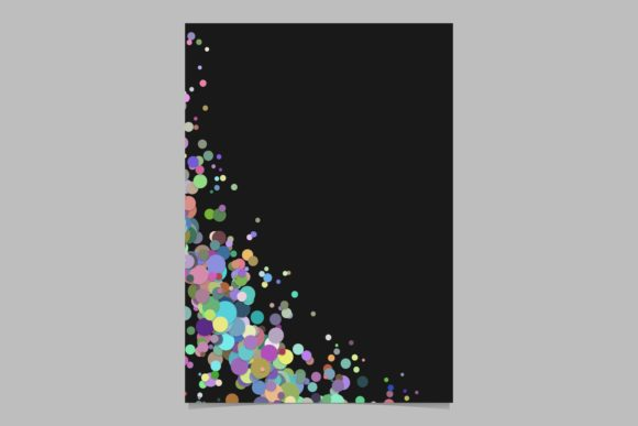 Download Free Abstract Brochure Background Graphic By Davidzydd Creative Fabrica for Cricut Explore, Silhouette and other cutting machines.