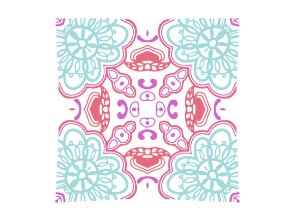 Download Free Abstract Ornament Pattern Vector Design Graphic By Vectorceratops Creative Fabrica for Cricut Explore, Silhouette and other cutting machines.