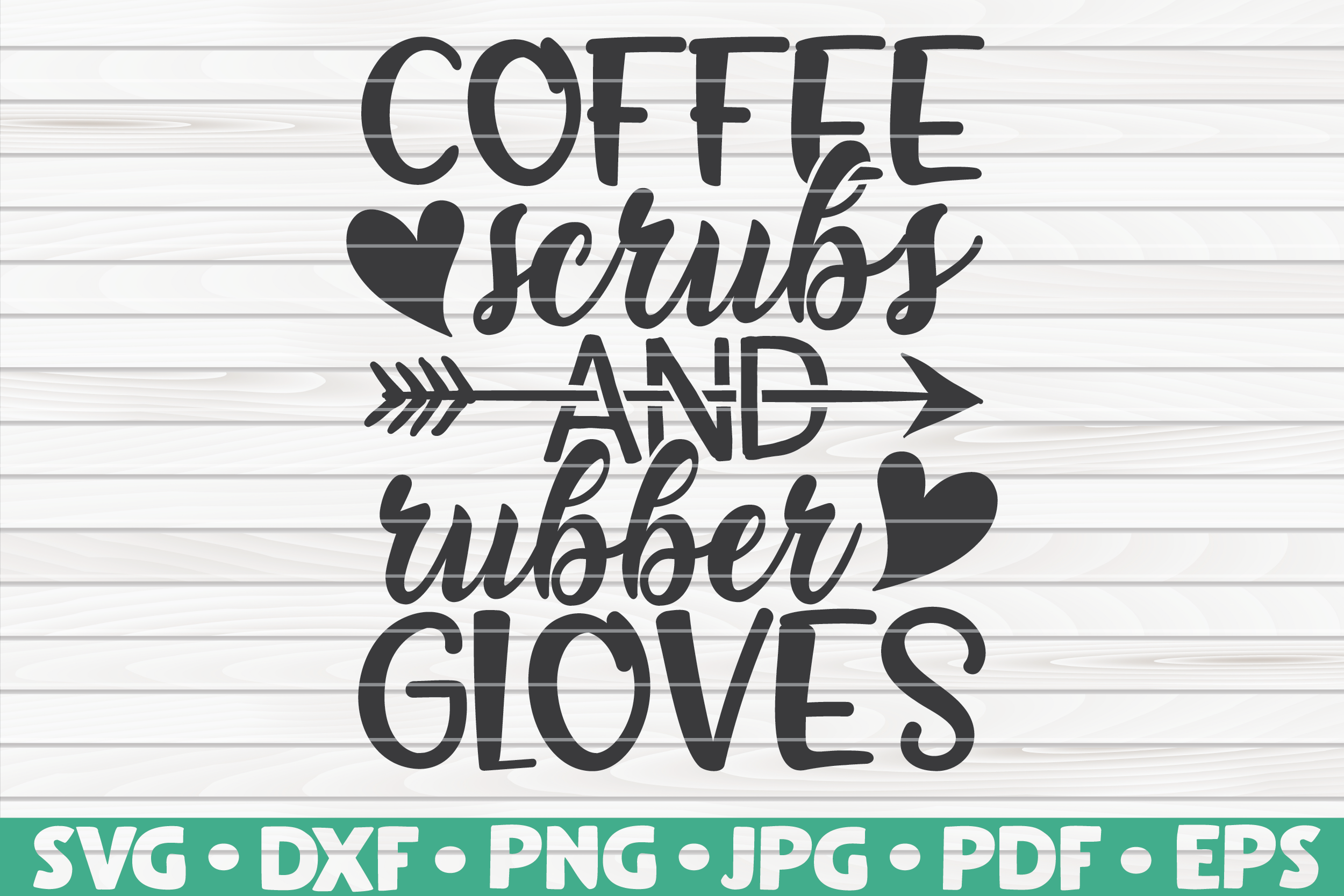Download Free Coffee Scrubs And Rubber Gloves Graphic By Mihaibadea95 for Cricut Explore, Silhouette and other cutting machines.